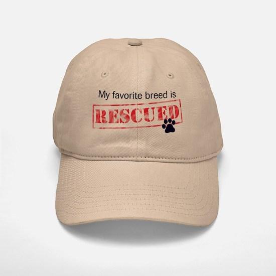 Favorite Breed Is Rescued Cap