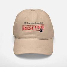 Favorite Breed Is Rescued Hat