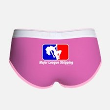 Major League Stripping Women's Boy Brief