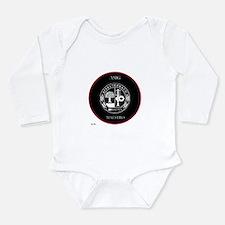 AMG Maestro RedLine Long Sleeve Infant Bodysuit
