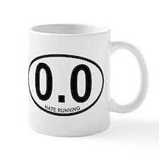 0.0 Hate Running Mug
