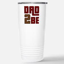 Dad 2 Be Thermos Mug