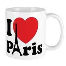 I love Paris Mug