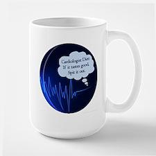 Cardiologist's Diet Ceramic Mugs