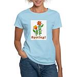 Spring Flowers Women's Light T-Shirt