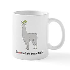 Crescent Rolls Small Mug