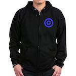 Create Your Own Zip Hoodie (dark)