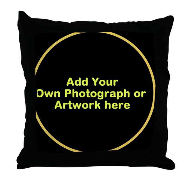 Throw Pillows Make Your Own : Create Your Own Throw Pillow by auslandgifts