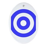 Create Your Own Ornament (Oval)