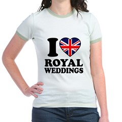 I Love Royal Weddings T