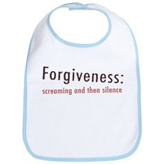 Forgiveness Bib