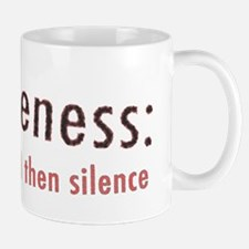Forgiveness Mug