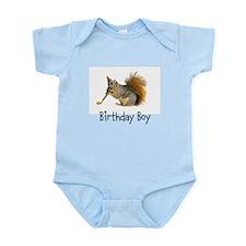 Party Squirrel Infant Bodysuit