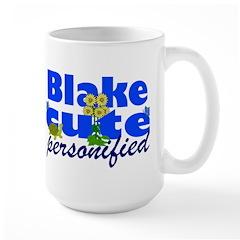 Cute Blake Large Mug