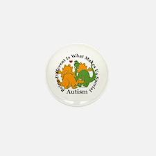 Autism Mini Button (10 pack)