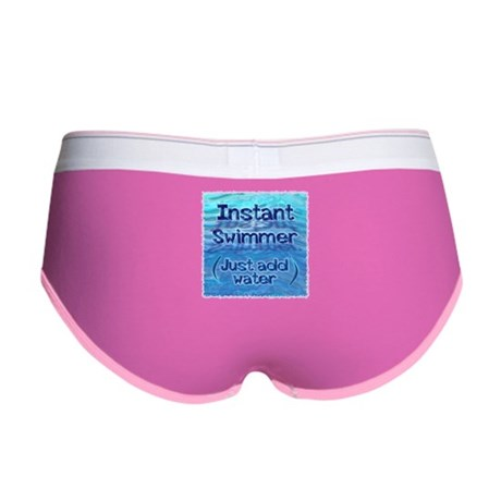Instant Swimmer Women's Boy Brief