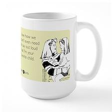 Favorite Child Ceramic Mugs