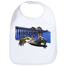 Pelican Pier Bib