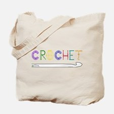 Cute Crochet Tote Bag