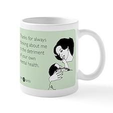 Detriment To Your Health Small Mug