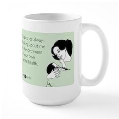 Detriment To Your Health Mug