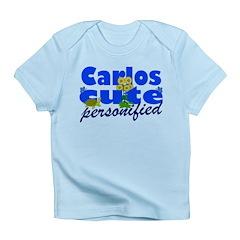Cute Carlos Infant T-Shirt