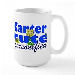Cute Carter Mug
