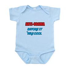 Anti-Obama Cool Infant Bodysuit