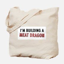Meat Dragon Tote Bag