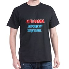 Anti-Obama Cool T-Shirt
