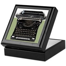 Typewriter Keepsake Box