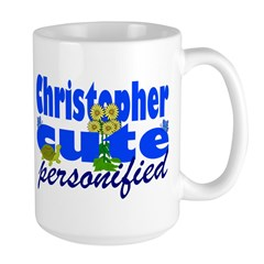 Cute Christopher Mug