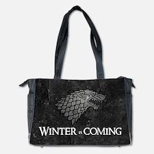 GOT WINTER IS COMING 1 Diaper Bag