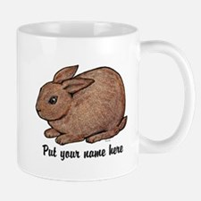 Personalized Bunnies Mug