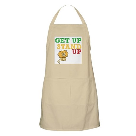 Get Up Stand Up Apron