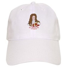 King William III Baseball Cap