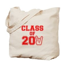 Class of 2011 Rocks Red Tote Bag