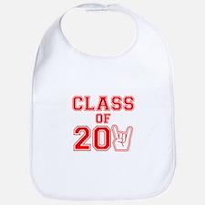 Class of 2011 Rocks Red Bib