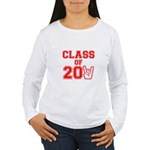 Class of 2011 Rocks Red Women's Long Sleeve T-Shir