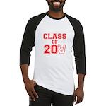 Class of 2011 Rocks Red Baseball Jersey