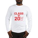Class of 2011 Rocks Red Long Sleeve T-Shirt