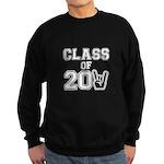 Class of 2011 Rocks White Sweatshirt (dark)