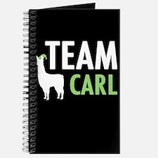 Team Carl Journal