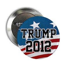 """Trump 2012 2.25"""" Button"""