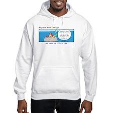 The Movie I'd Like to See Hooded Sweatshirt