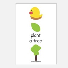 """Plant a Tree"" Postcards (8)"