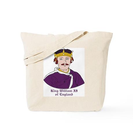 King William II Tote Bag