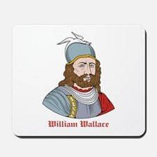 William Wallace Mousepad