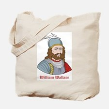 William Wallace Tote Bag