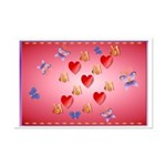 Love Mom Mini Poster Print